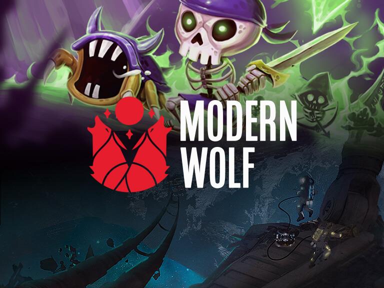 Image promoting Modern Wolf